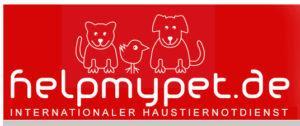 """Internationaler Haustiernotdienst  """"HelpMyPet"""""""