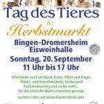 Tag des Tieres & Herbstmarkt 2015 in Dromersheim