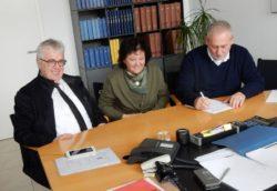 Erbpachtvertrag für Tierschutzzentrum unterzeichnet