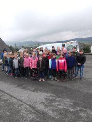 Seibersbacher Grundschüler spenden für den Tierschutzverein M.u.T.